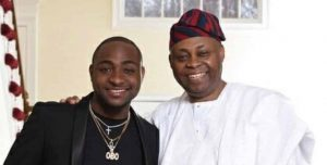 Davido's father donates N1 billion for relief materials during coronavirus lockdown