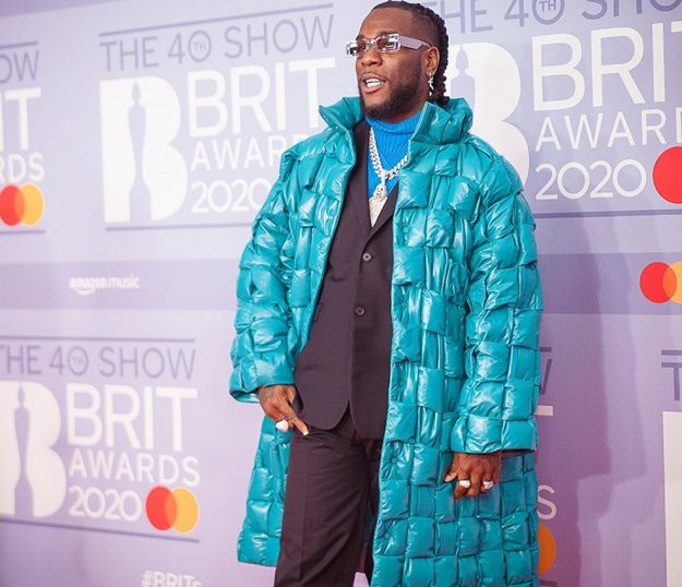 It is the government's job to make lives better not mine – Burna Boy says