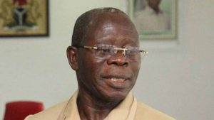 APC lauds Oshiomhole's role in ending Executive, Legislative face-off as he clocks 68