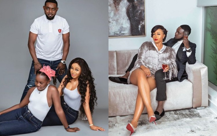 AY Makun defends wife over claims of undergoing plastic surgery
