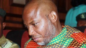 Biafra: Nnamdi Kanu Explodes Over Deaths In Kano, Fingers Aso Rock, China