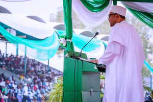 COVID-19: Buhari urges Nigerians to intensify prayers, says 'it's a matter of life and death'