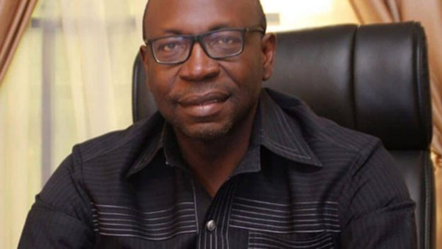 Edo 2020: APC's Ize-Iyamu begins preparation, unveils campaign team
