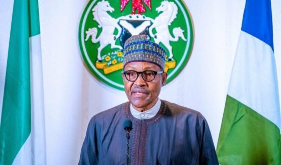 President Buhari extends covid-19 lockdown indefinitely