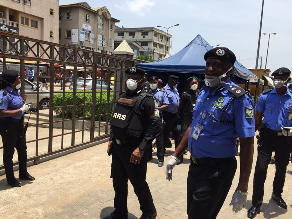 Police officers arrested for extortion