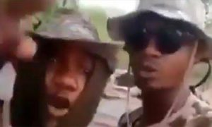 Rape Video: Delta State Exalts Nigerian Army for Arresting 2 Deviant Soldiers