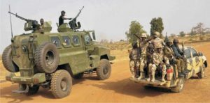 The Nigerian Military vs our enemies of progress – By Solomon Oseke