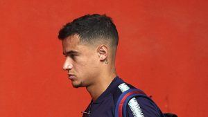Transfer: I am an Arsenal fan – Coutinho's agent hints at Premier League move for Brazilian