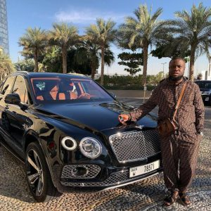 """""""It will not be well with you and your generations"""" – Hushpuppi blasts reps as Buhari seeks fresh $5.5 billion loan"""