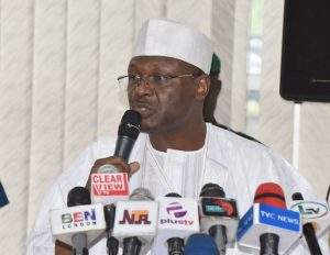 Masks, sanitisers, thermometers coming to polling stations, INEC says