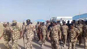 Nigerian Troops in Victory 'Party' as Dozens of Boko Haram Fighters are Killed, 241 Kidnap Victims Rescued in Borno