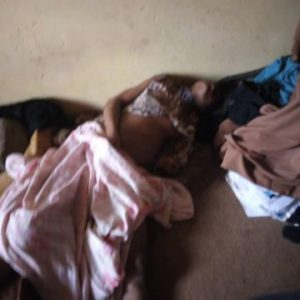 (GRAPHIC IMAGE): University of Ibadan pregnant Postgraduate Student murdered in her room