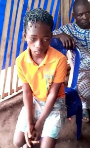 12-year-old girl married off to an old man in delta state, rescued (Video)