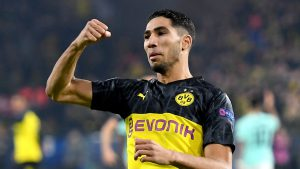 Achraf Hakimi left Real Madrid for Inter Milan because of Zidane – Player's agent, Camano