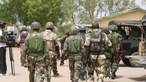 Boko Haram: Nigerian Army clears air on 380 soldiers dumping military over loss of interest