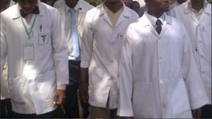 BREAKING: Doctors At Ogun State Isolation Centre Join Strike