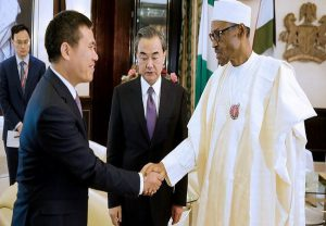 Buhari lauds China outgoing ambassador's role on Nigeria's infrastructure