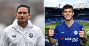 Crystal Palace vs Chelsea: Lampard reveals how Pulisic is different from Hazard