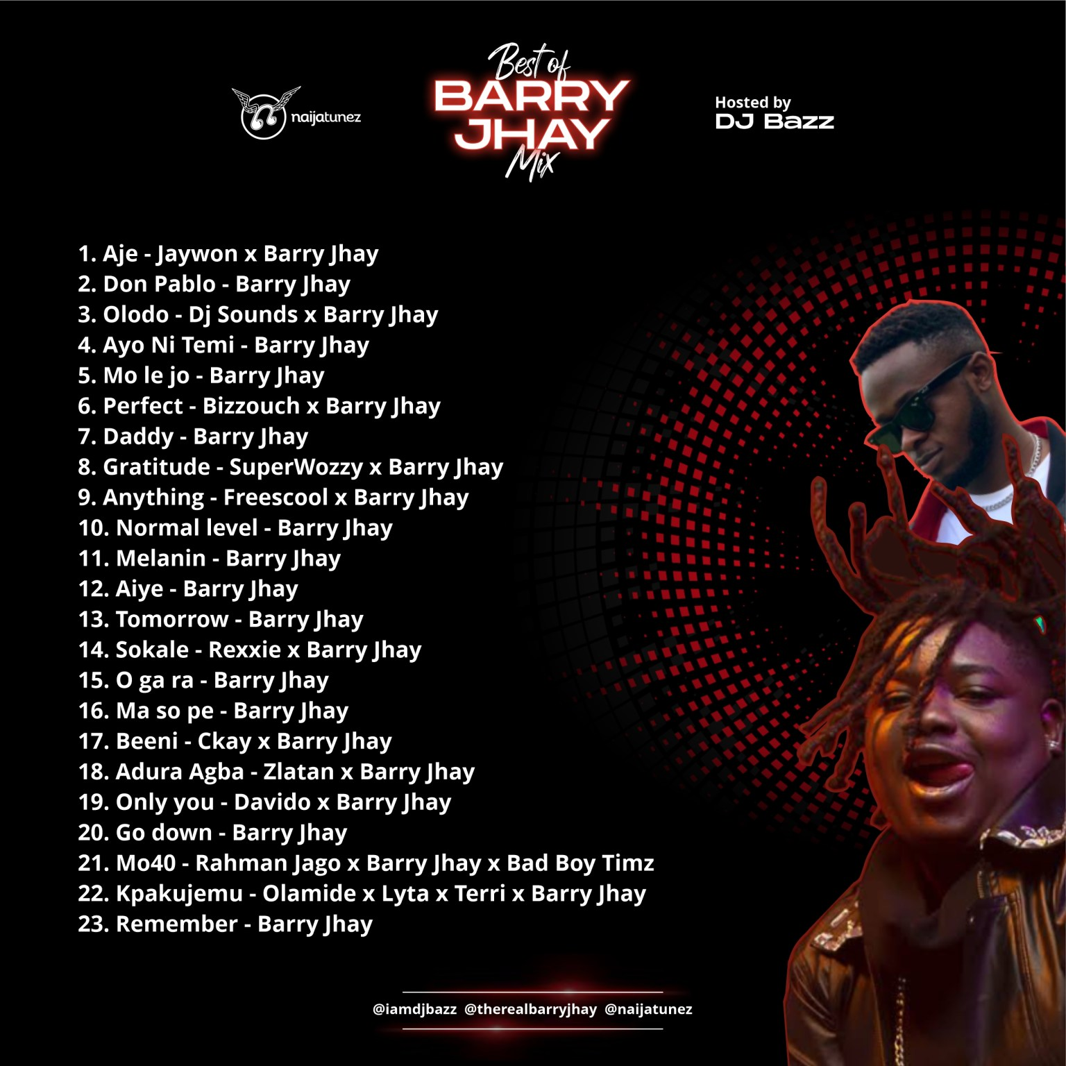 Barry Jhay Mix
