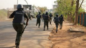 Drama As INTERPOL Arrests Three Nigerian Men For Multi-Million Naira COVID-19 Scam, Others