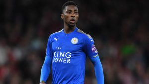 EPL: Brendan Rodgers explains why he substituted Iheanacho in Leicester 4-1 loss to Bournemouth