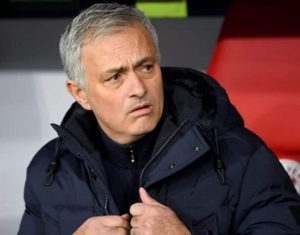 EPL: Mourinho gives reason next season will be different for Tottenham