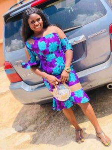 Friends mourn as lady dies after getting burnt while answering a phone call close to a cooking gas