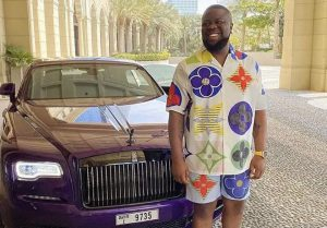 Hushpuppi Once Sold Second-Hand Clothes In Lagos – Report Reveals