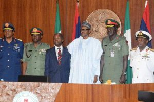 Insecurity: Igbo Groups Declare Support for PMB, Service Chiefs