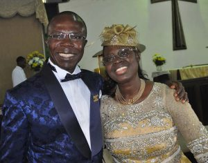 """My wife believed in me when I had nothing, that's why she owns part of Coscharis Group"" – Billionaire, Cosmas Maduka"