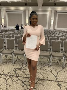 Nigerian Lady graduates with a Bachelor of Aerospace Engineering in Canada