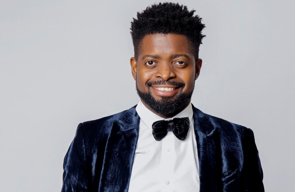Comedian Basketmouth reacts