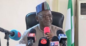 2023: Ortom Tasks PDP SWC To Provide Level Playing Ground For All Aspirants