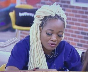 """BBNaija: """"It Was A Joke, I'm Sorry"""" – Lucy Reconciles With Erica (Video)"""