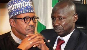 Breaking News: Buhari Gives Panel Probing Magu Next Week Deadline