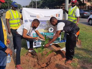 Climate change: Rotary Club partners FCTA to plant trees in Abuja
