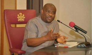 Edo election: Oshiomhole has no academic certificate – Gov Wike
