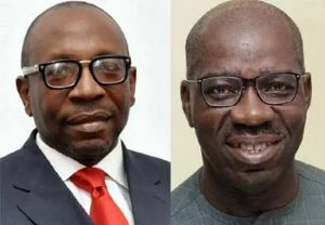 Edo: It's one week, one trouble