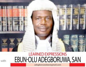 Emperor Ogbonna: A cry for justice