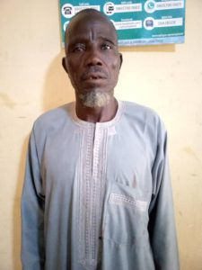 60-year-old man rapes neighbour's 5-year-old daughter in Bauchi