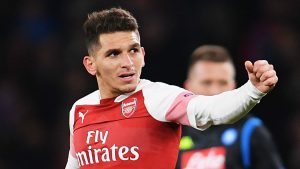 Atletico Madrid in talks with Arsenal over Torreira amid Partey interest