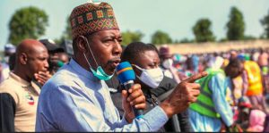 Breaking News: Again, Boko Haram Attacks Borno Governo, Zulum's Convoy