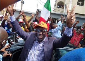 Breaking News: Obaseki Leading Ize-Iyamu With Over 13,000 Votes — After 3 LGAs