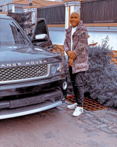 Comedian Oluwadolarz Acquires New Range Rover