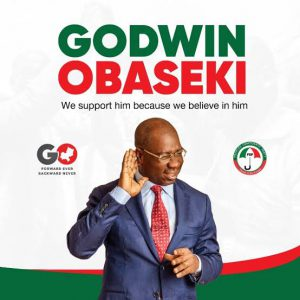 EDO 2020 | Okowa Congratulates Obaseki on His Re-election