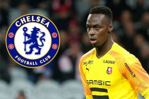 EPL: What Edouard Mendy said after joining Chelsea