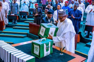 FEC approves 2021 budget of N13.08tn