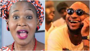 'I Carried Davido When He Was A Baby…His Mum Is My Bestie' – Kemi Olunloyo Confesses