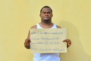 Man impersonates Police AIG's aide, defrauds eleven persons of N10m, others in Anambra