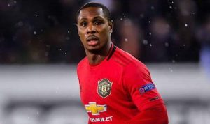 Man Utd vs Crystal Palace: Ighalo told to look elsewhere immediately